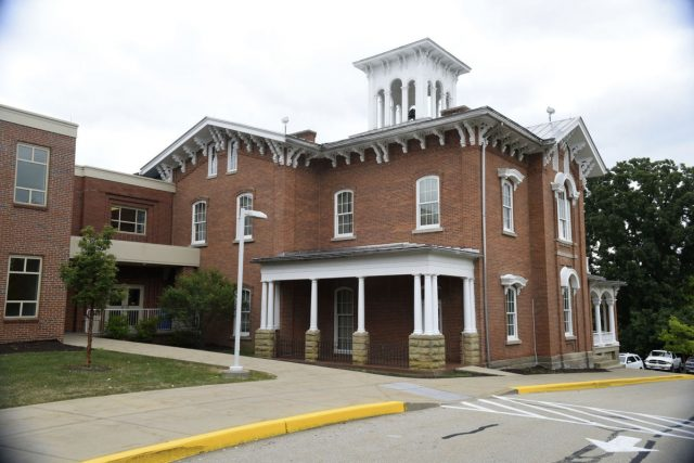 Trinity Area School District administrative building